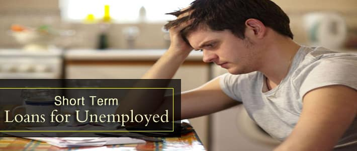 Short Term Loans for Unemployed with bad credit – Making a Positive Impact