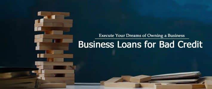 business loans for bad credit UK