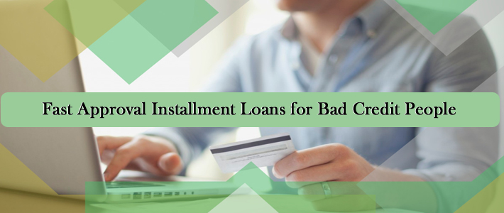 Installment Loans for Bad Credit – Seek Only Direct Lenders in UK