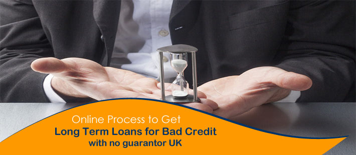long term loans for bad credit no guarantor uk